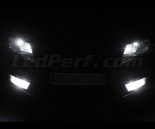 Pack Xenon Effects headlight bulbs for Skoda Fabia 3