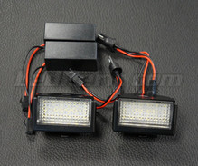 Pack of 2 LEDs modules license plate MERCEDES (type 5)