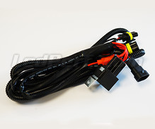 HB3 9005 - HB4 9006 Relay Harness for Xenon HID conversion Kit