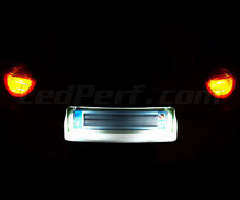 Pack LED License plate (Xenon White) for Volkswagen New Beetle 1