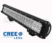 LED Light Bar CREE Double Row 126W 8900 Lumens for 4WD - Truck - Tractor