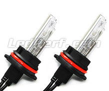 Pack of 2 HB5 9007 6000K 55W Xenon HID replacement bulbs