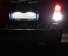 Pack LEDs (white 6000K) backup lights for Toyota Corolla Verso