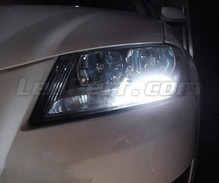 Pack LED daytime running lights (DRL) xenon white for Audi A3 8P Facelift