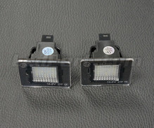 Pack of 2 LEDs modules license plate MERCEDES (type 1)