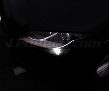 Pack sidelights led (xenon white) for Audi TT 8J