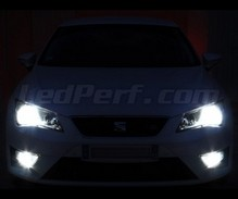 Xenon Effect bulbs pack for Seat Leon 3 (5F) headlights