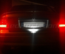 Pack LED License plate (Xenon White) for Opel Astra G