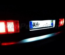 Pack LED License plate (6000K pure white) for Audi A8 D2