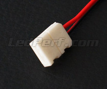 Connector for strip LED