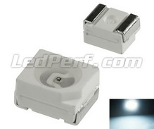 TL SMD LED - White - 400mcd