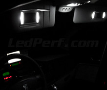 Pack interior Full LED (Pure white) for Peugeot 807
