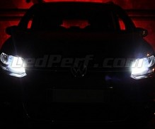 Pack sidelights led (xenon white) for Volkswagen Sharan 7N