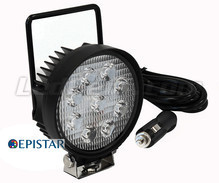 LED Working Light Round 27W for 4WD - Truck - Tractor