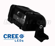 Mini LED Light Bar CREE 20W 1500 Lumens for Motorcycle and ATV