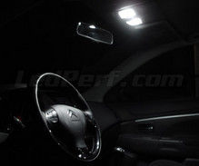 Pack interior Full LED (Pure white) for Citroen C4 Aircross