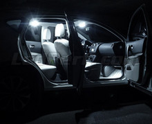 Pack interior Full LED (Pure white) for Nissan Qashqai II