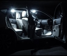 Pack interior Full LED (Pure white) for Nissan Qashqai