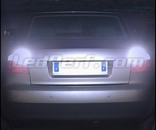 Pack LEDs (white 6000K) backup lights for Audi A4 B6