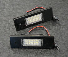 Pack of 2 LEDs modules license plate BMW and MINI (type 3)