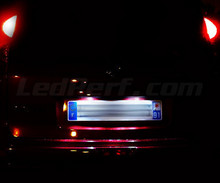 Pack LED License plate (Xenon White) for Nissan Note