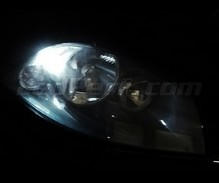 Pack sidelights LED (xenon white) for Seat Cordoba 6L