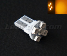 Efficacity bulb T10 5 led TL Oranges (w5w)