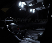 Pack interior Full LED (Pure white) for Renault Safrane