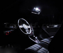 Pack interior Full LED (Pure white) for Volkswagen Golf 6 - Light