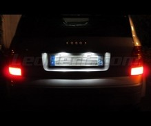 Pack LED License plate (6000K pure white) for Audi A2