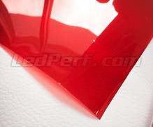 Filter colour: red 10x20 cm