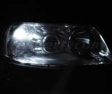 Pack sidelights LED (xenon white) for Seat Alhambra 7MS