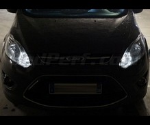 Pack sidelights led (xenon white) for Ford C-MAX MK2
