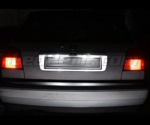 LED Licence plate pack (xenon white) for Volkswagen Golf 3