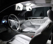 Pack interior Full LED (Pure white) for Mercedes CLK W208