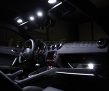 Pack interior Full LED (Pure white) for Opel Vectra B