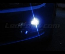Pack sidelights led (xenon white) for Volkswagen Scirocco