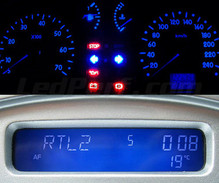 Led Meter + Display Kit Renault Clio 2 Phase 1