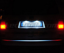 LED licence plate pack for Seat Alhambra 7MS