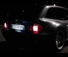 LED Licence plate pack (xenon white) for BMW Z3