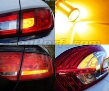Pack rear Led turn signal for Peugeot 406