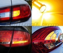 Pack rear Led turn signal for Peugeot 407