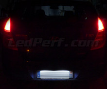 Pack plate light LED for Hyundai I30 MK1