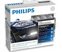 LED daytime running lights Philips Daylight 9 (New!)