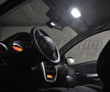 Interior Full LED pack (pure white) for Citroen C2