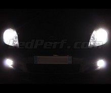 Pack Xenon Effects headlight bulbs for Toyota Corolla Verso