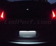 Pack LED License plate (Xenon White) for Dacia Lodgy