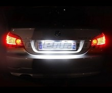 Pack LED License plate (pure white) for BMW 5 Series (E60 E61)