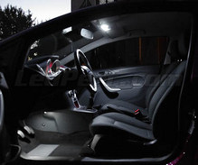 Pack interior Full LED (Pure white) for Ford Fiesta MK7