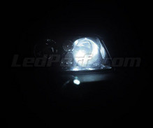 Pack sidelights led (xenon white) for Volkswagen Bora